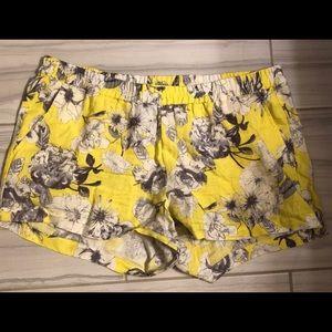 KUT from Kloth Linen Shorts